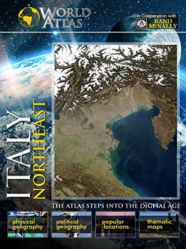 The World Atlas - Italy Northeast