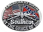Southern By The Grace Of God Rebel Fl...