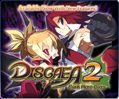 Disgaea 2: Dark Hero Days [Online Game Code]
