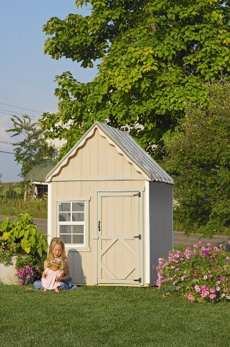 Little Cottage Playhouse front-1068191