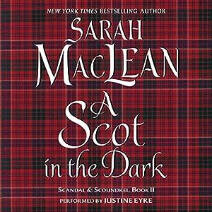 A Scot in the Dark Hörbuch