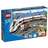 LEGO-City-60051-High-Speed-Passenger-Train