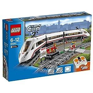 Lego City  60051 - Hochgeschwindigkeitszug