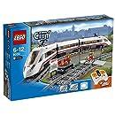 Lego® City - 60051 - Jeu De Construction - Le Train De Passagers À Grande Vitesse