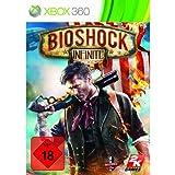 Xbox 360 Bioshock Infinite USK 18