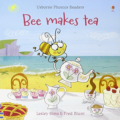 Bee makes tea (Usborne Phonics Readers)