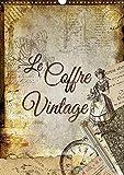 Le Coffre Vintage: Collages Decoratifs D'anciens Objets...