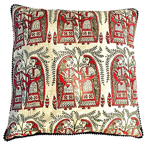 the-indian-promenade-kissen-design-khaadi-baumwolle-madhubani-kissenhulle-beige