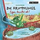 Egon taucht ab (Die Krumpflinge 4) Hörbuch von Annette Roeder Gesprochen von: Stefan Kaminski