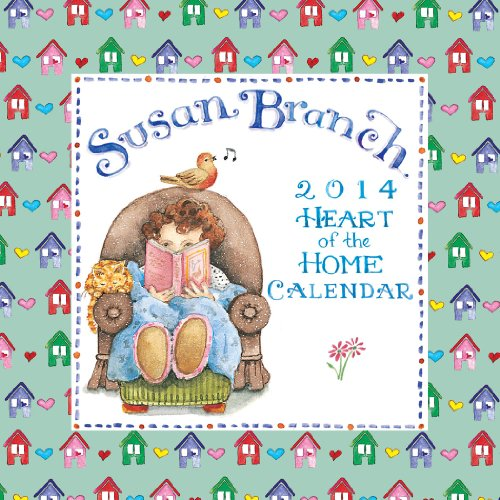 2014 Susan Branch Mini Calendar