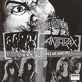 Fistful of Metal/Armed & Dange Anthrax
