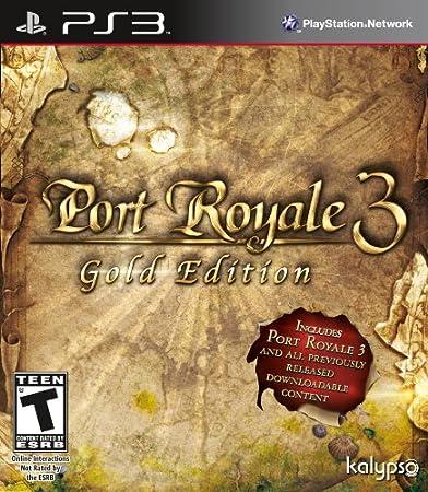 Port Royal 3- Gold Edition - PlayStation 3