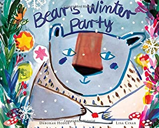 Book Cover: Bear's Winter Party