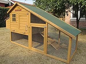 Chicken Coops Imperial Sandringham Chicken Coop Suitable for up 5 Birds Depending On Size