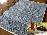 Tide(タイド) インド製フラット平織デニムラグ140×200cm約1.5畳 室内 130417,-