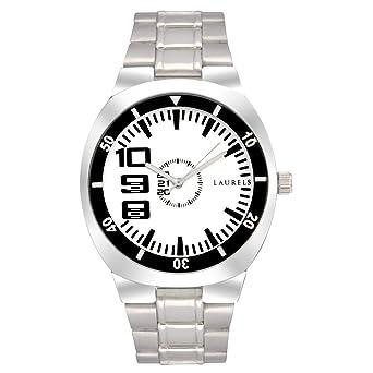 buy laurels original white dial analogue watch for men lo polo laurels original white dial analogue watch for men lo polo 201