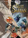 """Afficher """"Nuit safran (Légendes de Troy) n° 01<br /> Nuit Safran"""""""