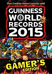 Guinness World Records Gamer's Edition 2015