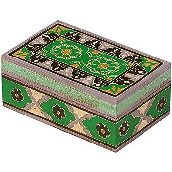 Wooden Jewelry Box – Handmade