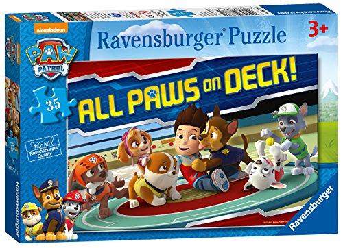 Paw Patrol 35 Piece Jigsaw Puzzle