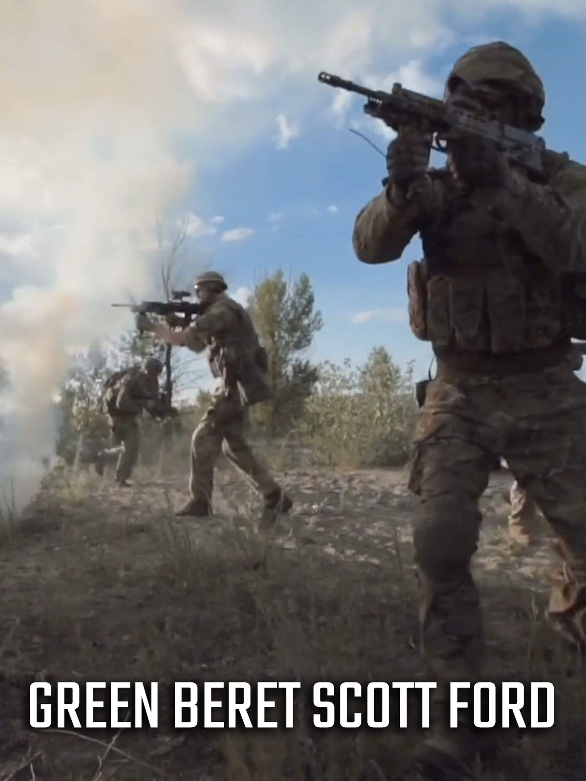 Green Beret Scott Ford on Amazon Prime Instant Video UK