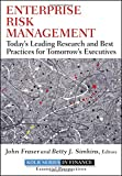 img - for Enterprise Risk Management: Today's Leading Research and Best Practices for Tomorrow's Executives book / textbook / text book
