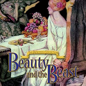 The Princess Collection: Beauty and The Beast | [Flowerpot Press]