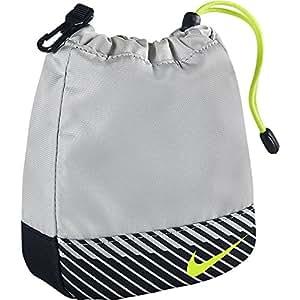 Amazon.com : Nike Golf Sport II Valuables Pouch, Silver/Volt/Black
