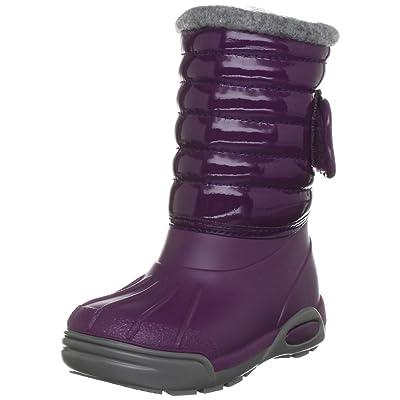 Tty Kids Xiver Purple Snow Boot