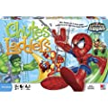 Chutes and Ladders Super Hero Squad from Hasbro Games