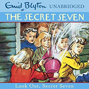 Look Out, Secret Seven Audiobook