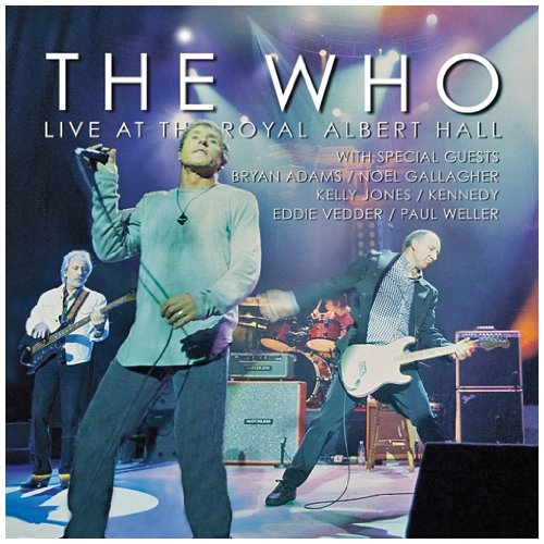 Live at the Royal Albert Hall - Who