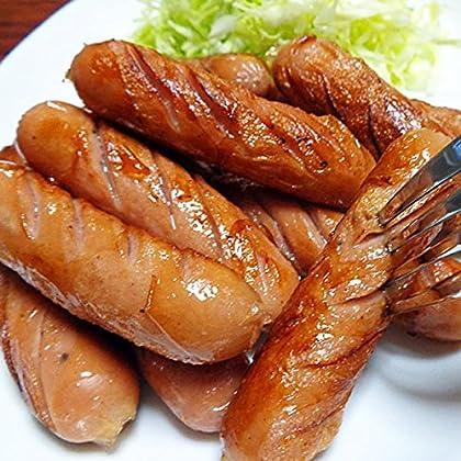 純国産豚肉・ポークソーセジと大人気ブラジルの最高品種プロ仕様業務用ソーセージの2キロセット