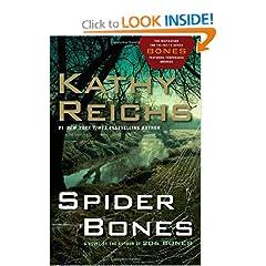 Spider Bones (Temperance Brennan Novels)