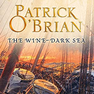 The Wine-Dark Sea Audiobook