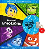 Disney Pixar Inside Out (Book of Secrets)