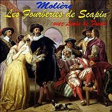 Les Fourberies de Scapin Performance Auteur(s) :  Molière Narrateur(s) : Louis de Funès, Guy Pierauld, Jean Dessailly, Claude Rich, Sophie Desmarets