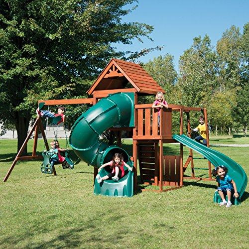 Swing-N-Slide-Grandview-Twist-Wood-Complete-Play-Set