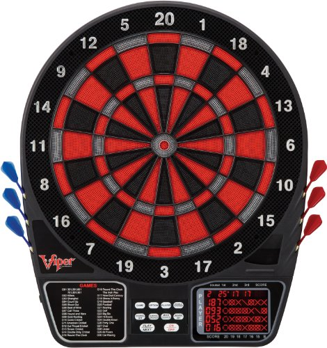 Cheapest Prices! Viper 797 Electronic Soft-Tip Dartboard