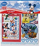 Logeso(TM) Mickey Mouse Page Kit 8X8 Disney Vacation DMPK5