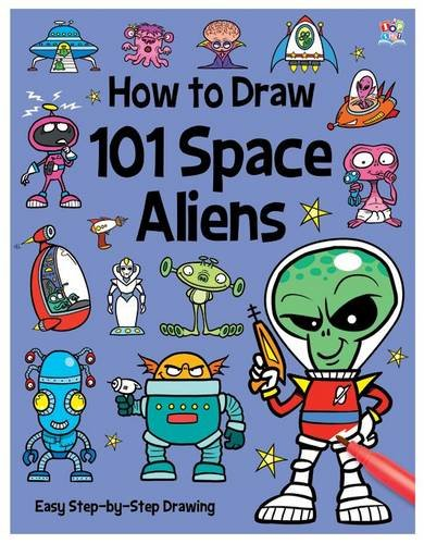 How to Draw 101 Space Aliens (How To Draw Le compare prices)
