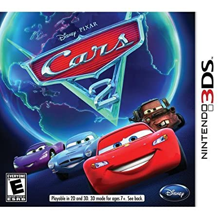 Cars 2 - Nintendo 3DS