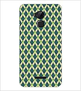 PrintDhaba Pattern D-6084 Back Case Cover for COOLPAD NOTE 3 LITE (Multi-Coloured)