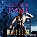 At Blade's Edge: Goddess with a Blade Audiobook by Lauren Dane Narrated by Simone Lewis