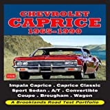 Chevrolet Caprice 1965-1990 (Road Test Portfolio)