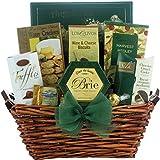Refined Elegance: Gourmet Upscale Gift Basket