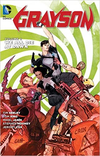 Grayson Vol. 2 (The New 52) (Grayson (the New 52))