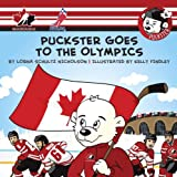 img - for Puckster Goes to the Olympics book / textbook / text book
