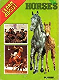 Horses (Learn About Books) (0361038267) by Webber, Toni
