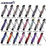 AZROF アズロフ セルフスタンドクラブケース 15AZ-SSC01 BRGR